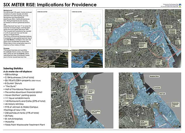 Six Meter Rise: Implications for Providence