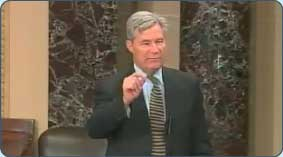 Video: Senator Whitehouse: Climate Change is Real and Noncontroversial