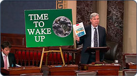 Video: Senator Whitehouse: Time to Wake Up: RI Public Health