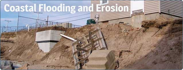 Coastal Flooding and Erosion