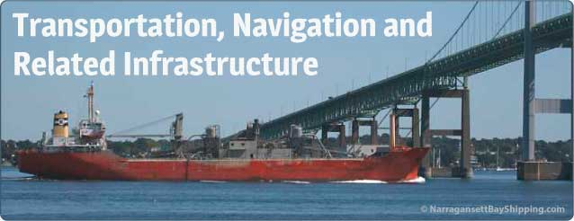 Transportation, Navigation and Related Infrastructure