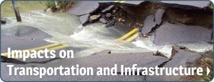 Impacts on Transportation and Infrastructure